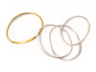 Rubber-Band-Rings